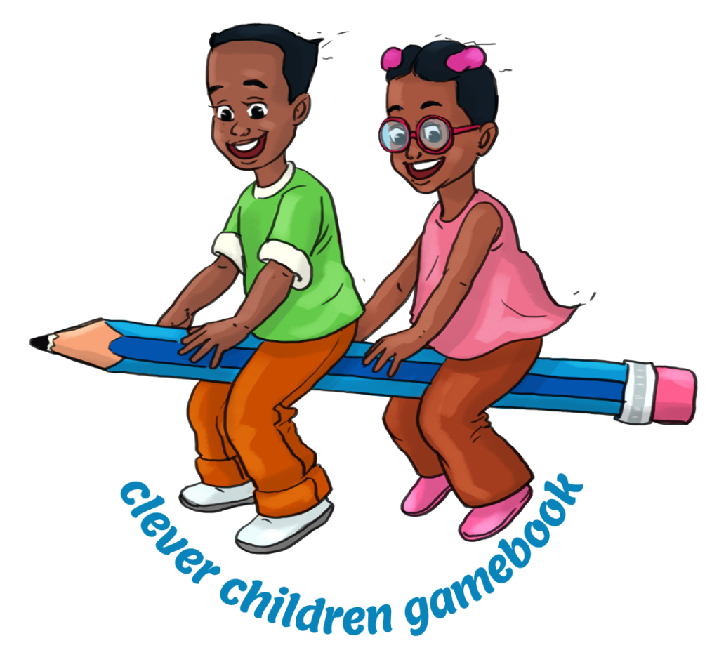 Clever Children GamebookLOGO