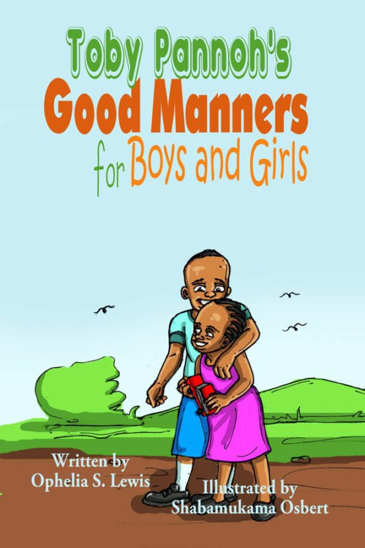 Toby Pannoh's Good Manners for Boys and Girls